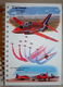 Red Arrows Hard Back Notebook Available in A5 or A6